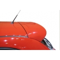 FIAT 500 ABARTH Style  Rear Roof Spoiler by Lester