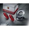 FIAT 500 Brake Conversion Kit - ABARTH/ Brembo Kit (Floating 305mm Rotors)