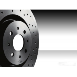 FIAT 500 Brake Rotors by Magneti Marelli - Rear