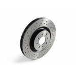 FIAT 500 Brake Rotors by Magneti Marelli - Front