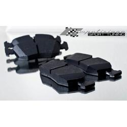 Fiat 500 Competizione Track Brake Pads (Front)
