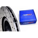 FIAT 500 ABARTH/ 500T Brake Rotors by RaceMax - Front