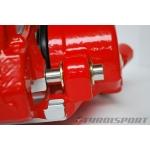 FIAT 500 TyrolSport Solid Brake Caliper Bushings