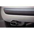 FIAT 500 Chrome Exhaust Tip - Genuine FIAT