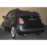 FIAT 500 Performance Exhaust by Borla
