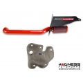 FIAT 500 ABARTH MADNESS Induction Pack - HIFlow Intake + Thermal Blanket (Pre 2015 Models)