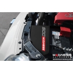 FIAT 500 ABARTH / 500T HIFlow Intake by MADNESS w/ BMC Filter - Black Powder Coated Finish (Pre 2015 Model)