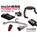 FIAT 500 ABARTH MADNESS Power Pack - Stage 3