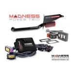 FIAT 500 ABARTH MADNESS Power Trio (Black) - Engine Module, GOPedal & Intake Combo (2015 - on Model)