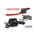 FIAT 500 ABARTH MADNESS Power Trio (Red) - Engine Module, GOPedal & Intake Combo (Pre 2015)