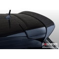 FIAT 500 ABARTH Roof Spoiler by MADNESS - Duckbill Design - Carbon Fiber