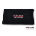 FIAT 500 Cargo Area Cover  - Black Carpet w/ MADNESS Logo (No Bose/ Beats)