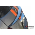 FIAT 500 Rear Decklid Spoiler by MADNESS - Carbon Fiber
