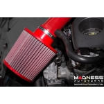 FIAT 500X Cold Air Intake by Madness w/ BMC Filter - 2.4L - Red FInish
