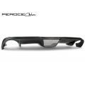 FIAT 500 ABARTH Rear Diffuser in Carbon Fiber by Feroce