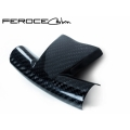 FIAT 500 ABARTH Steering Wheel Lower Trim Piece by Feroce - Carbon Fiber