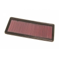 FIAT 500 High Flow Drop-In Air Filter - K&N - North American Version (Non ABARTH)
