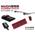 Alfa Romeo Giulia 2.0L MADNESS Power Pack - Stage 3