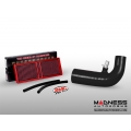 Alfa Romeo Giulia MAXFlow Air Intake Upgrade Kit w/ BMC Filter - Black Silicone