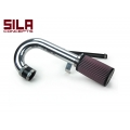 FIAT 500 Ram Air Intake System by SILA Concepts w/ K&N Filter - Polished