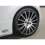 "FIAT 500 Magneti Marelli Performance Kit w/ 17"" Bi Color Wheels - Fits Sport/ Lounge/ Pop"