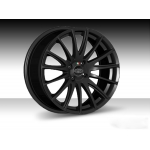 "FIAT 500 Magneti Marelli Performance Kit w/ 16"" Satin Black Wheels - Fits ABARTH/ 500T"