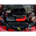 Alfa Romeo Stelvio MAXFlow Air Intake Upgrade Kit - Red Silicone