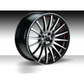 FIAT 500 Custom Wheels - Competizione 16x7 (set of 4) - Enzo Design - Polished Face