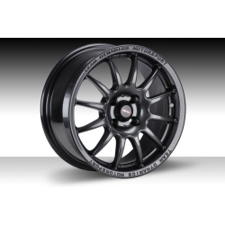 "FIAT 500 Custom Wheels by Team Dynamics - Pro Race 1.2 - 15"" - Antracite FInish"