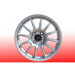 "FIAT 500 Custom Wheels by Team Dynamics - Pro Race 1.2 - 15"" - Hyper Silver FInish"