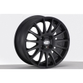 "FIAT 500 Custom Wheel by Magneti Marelli - Light Alloy Wheel (1) ""black"" 7x17"""