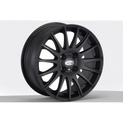 "FIAT 500 Custom Wheel by Magneti Marelli - Light Alloy Wheel (1) ""black"" 7x17"""