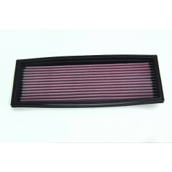 FIAT 500 ABARTH / 500T High Flow Drop-In Air Filter by K&N - North American Version
